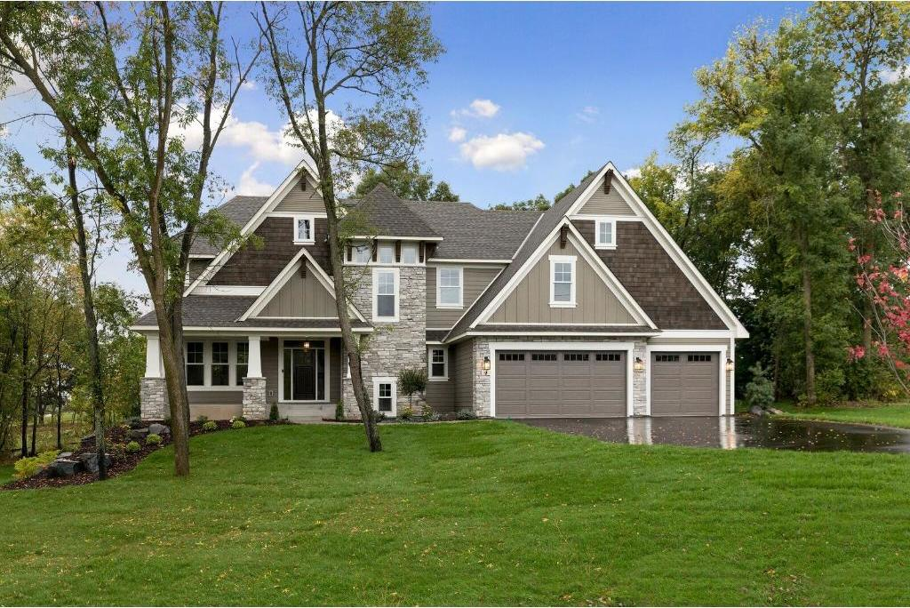 4 Lake Court, North Oaks, MN 55127