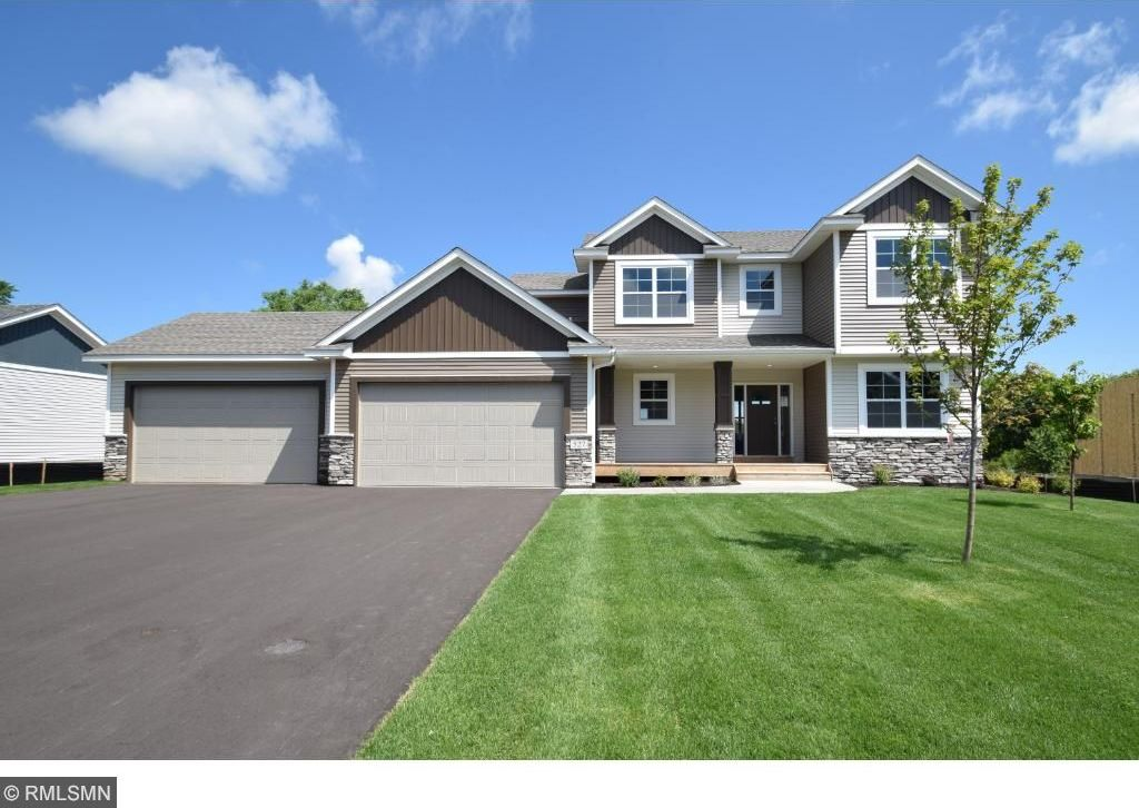 527 NW 141st Avenue, Andover, MN 55304