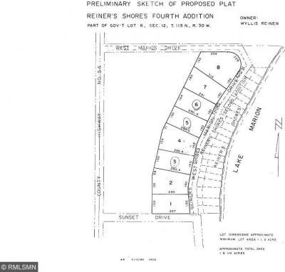 Photo of Lot 3 Sunset Circle, Hutchinson, MN 55350
