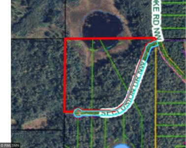 tbd Seclusion Dr Nw, Backus, MN 56435