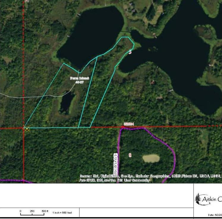 Tract H Peony Avenue, Aitkin, MN 56431