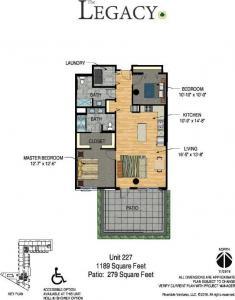 1240 S 2nd Street #227, Minneapolis, MN 55415