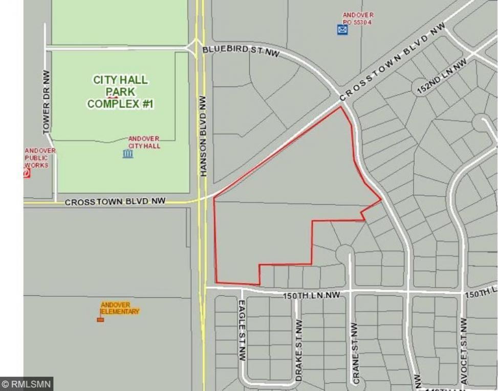 xxxx NW Hanson Boulevard, Andover, MN 55304