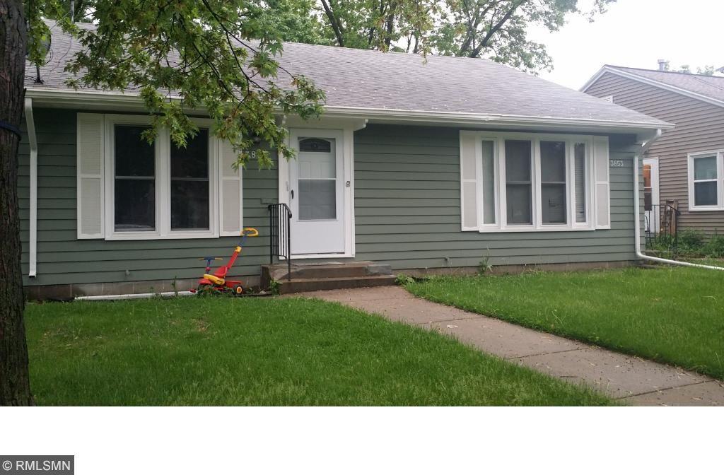 3851 N Quail Avenue, Robbinsdale, MN 55422