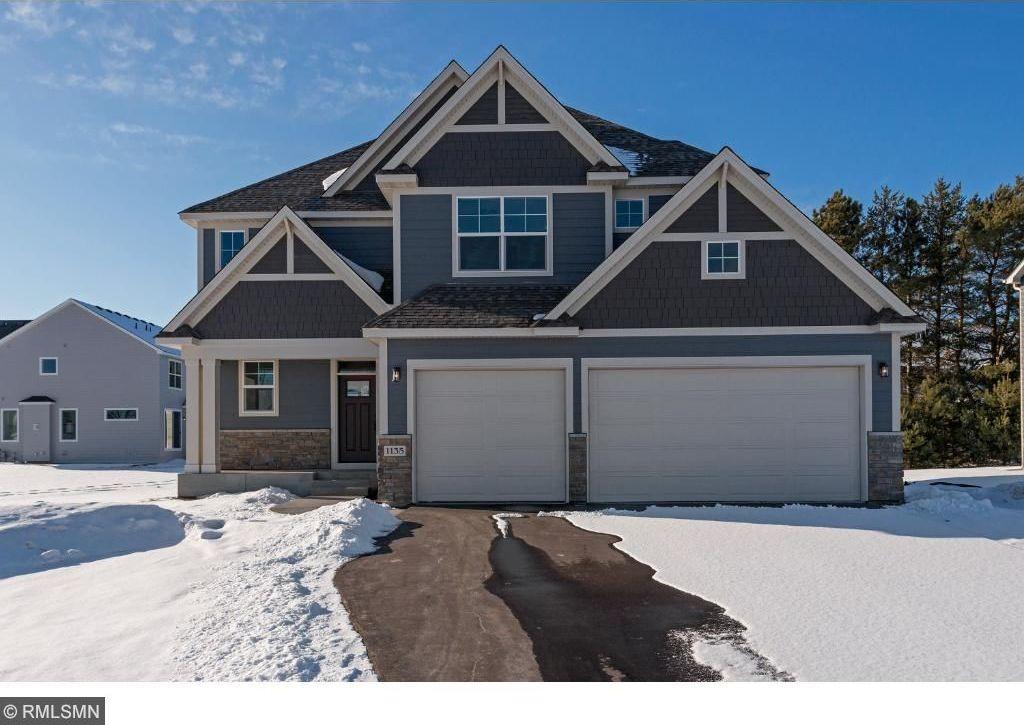 1135 Pine Hill Ln, White Bear Twp, MN 55127