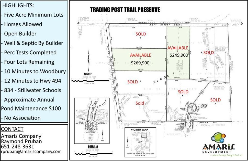 5131 S Trading Post Trail, Afton, MN 55001