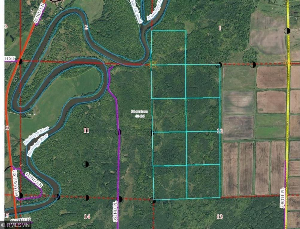 TBD 352nd Place, Morrison Twp, MN 56431