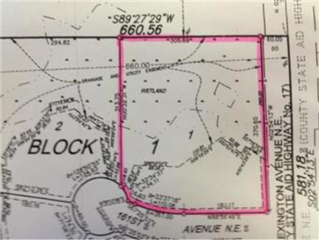 XXX1 161st Avenue, Ham Lake, MN 55304