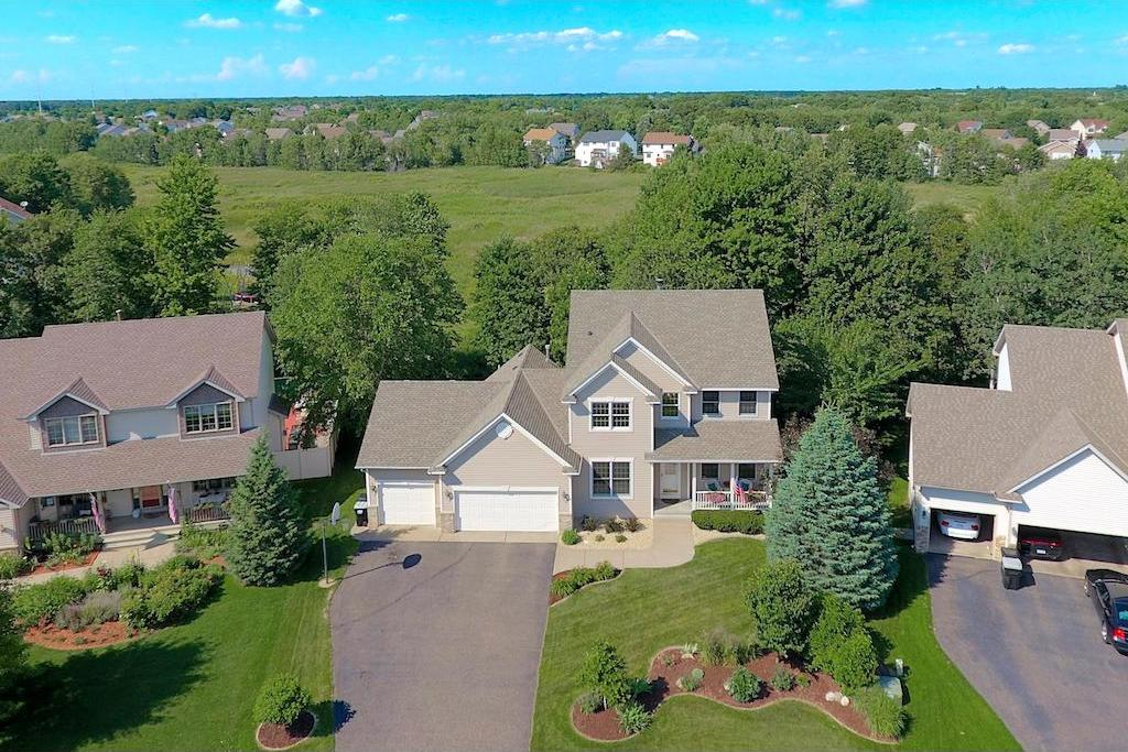 1467 NW 155th Lane, Andover, MN 55304