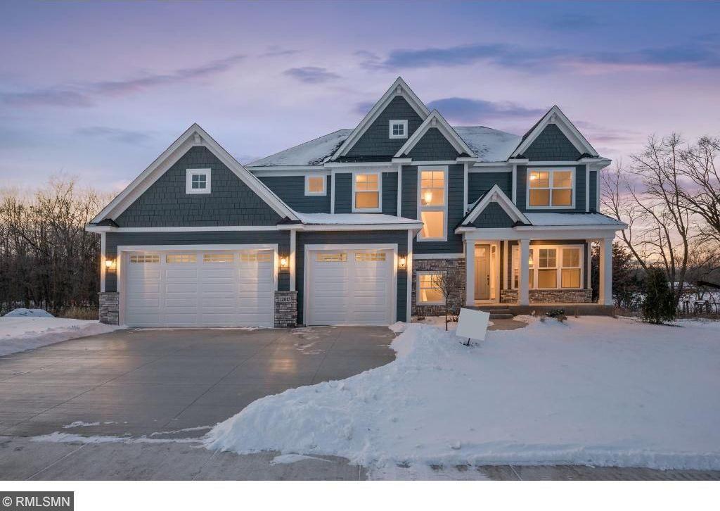 12813 Cedar Ridge Lane, Champlin, MN 55316