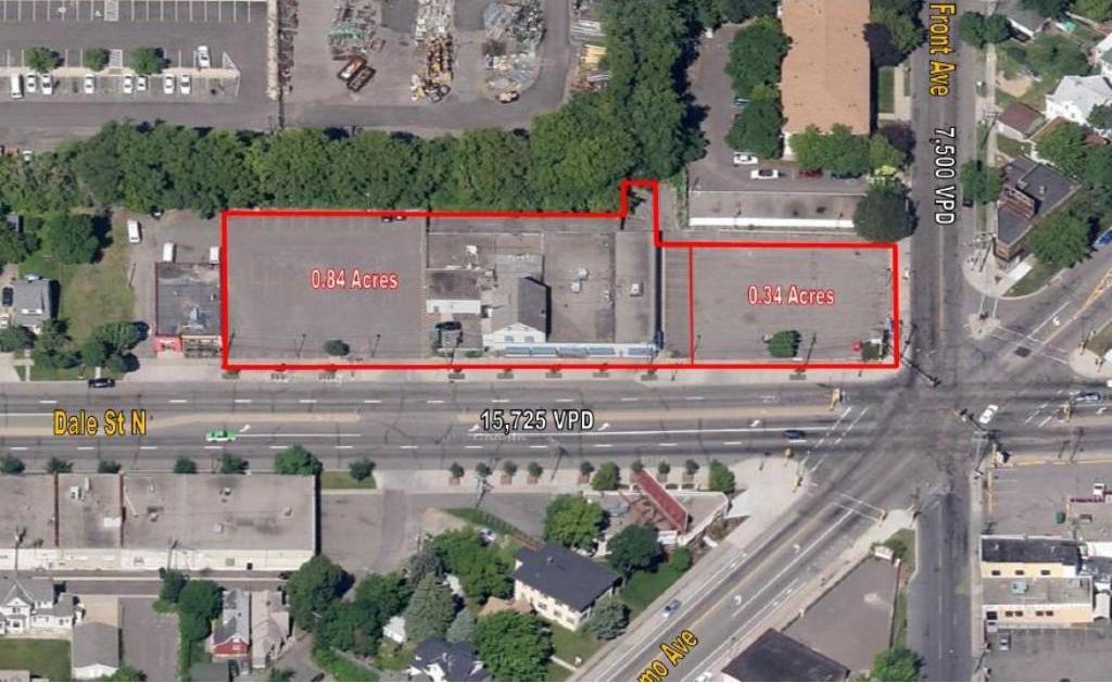 935 N Dale Street, Saint Paul, MN 55103