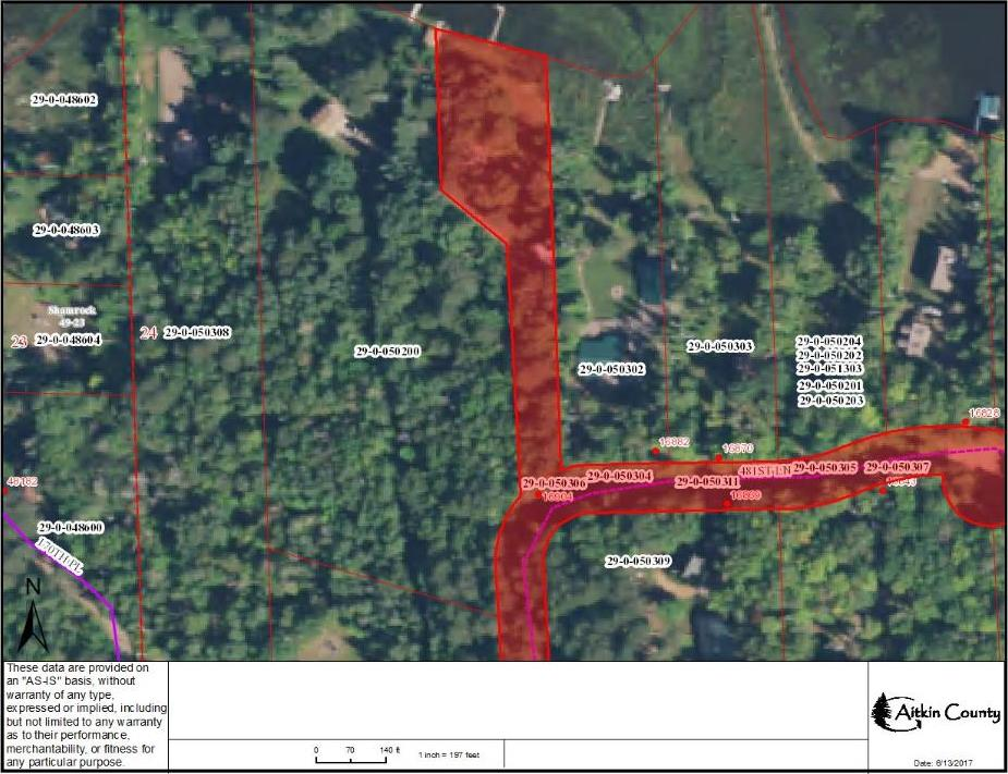 16904 481st Lane, Shamrock Twp, MN 55760