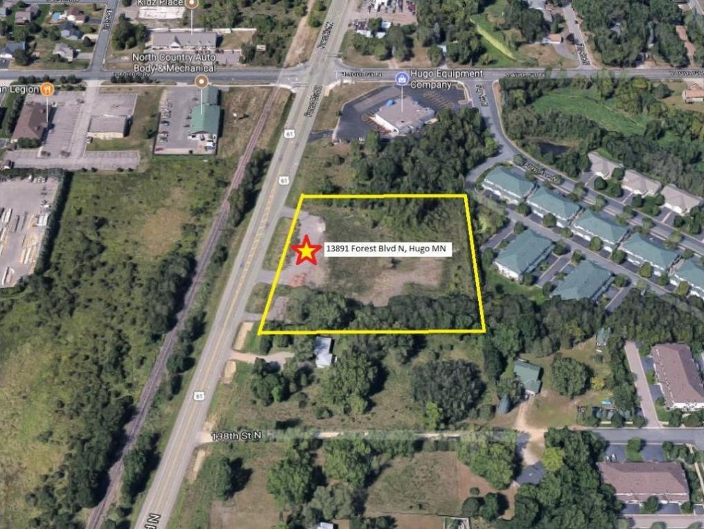 13891 N Forest Boulevard, Hugo, MN 55038