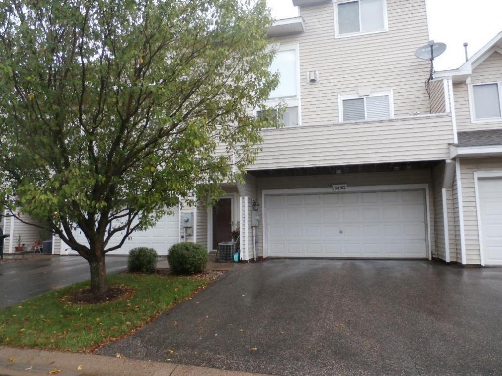 649 Kingfisher Lane #G, Woodbury, MN 55125