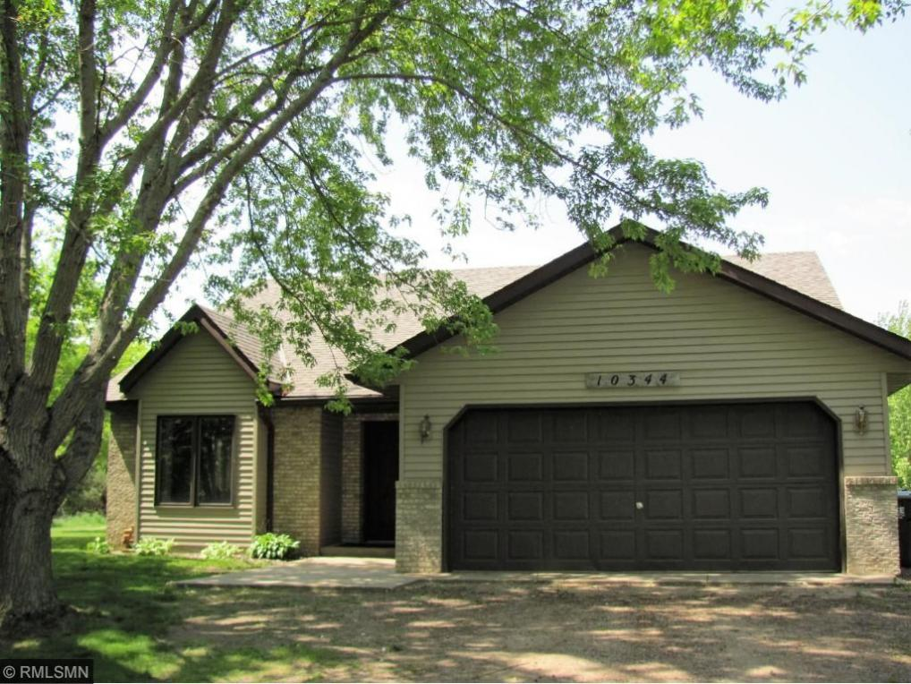 10344 SE County Road 23, Becker Twp, MN 55308