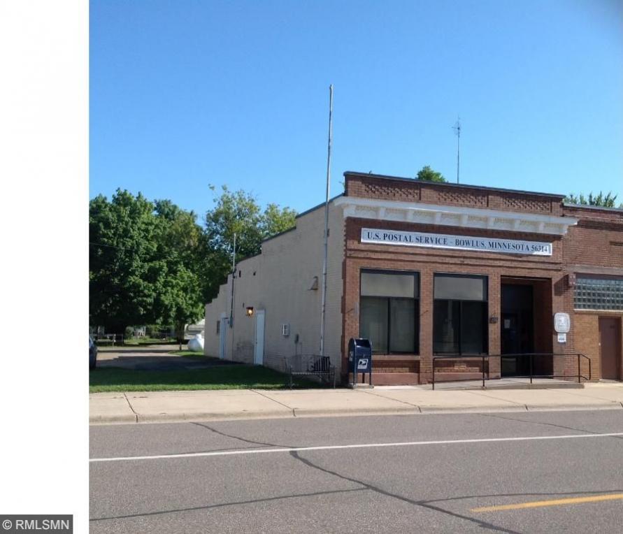 172 Main Street, Bowlus, MN 56314