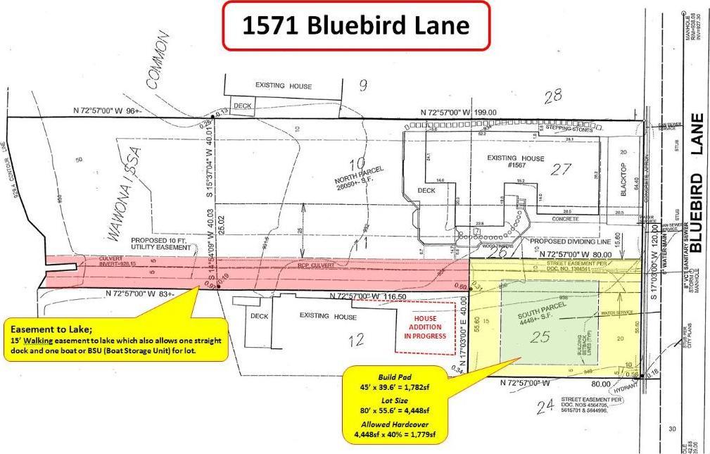 1571 Bluebird Lane, Mound, MN 55364
