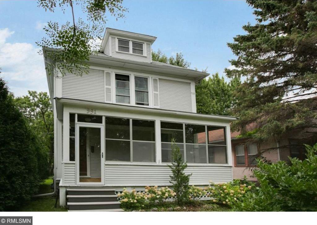 991 Saint Clair Avenue, Saint Paul, MN 55105