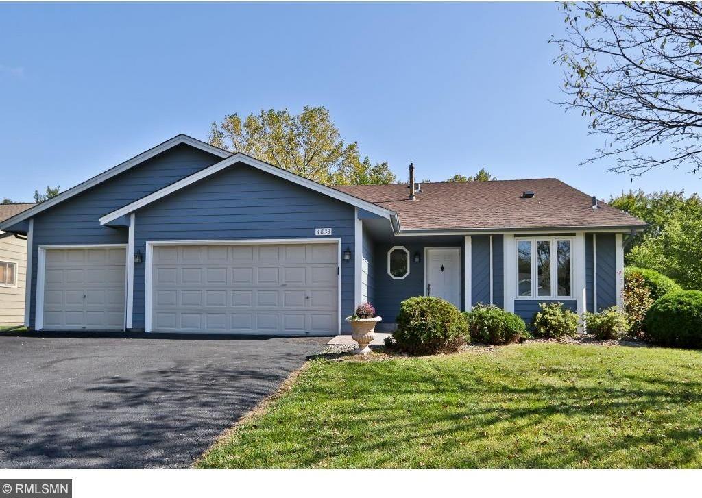 4833 N Heather Ridge Road, Oakdale, MN 55128