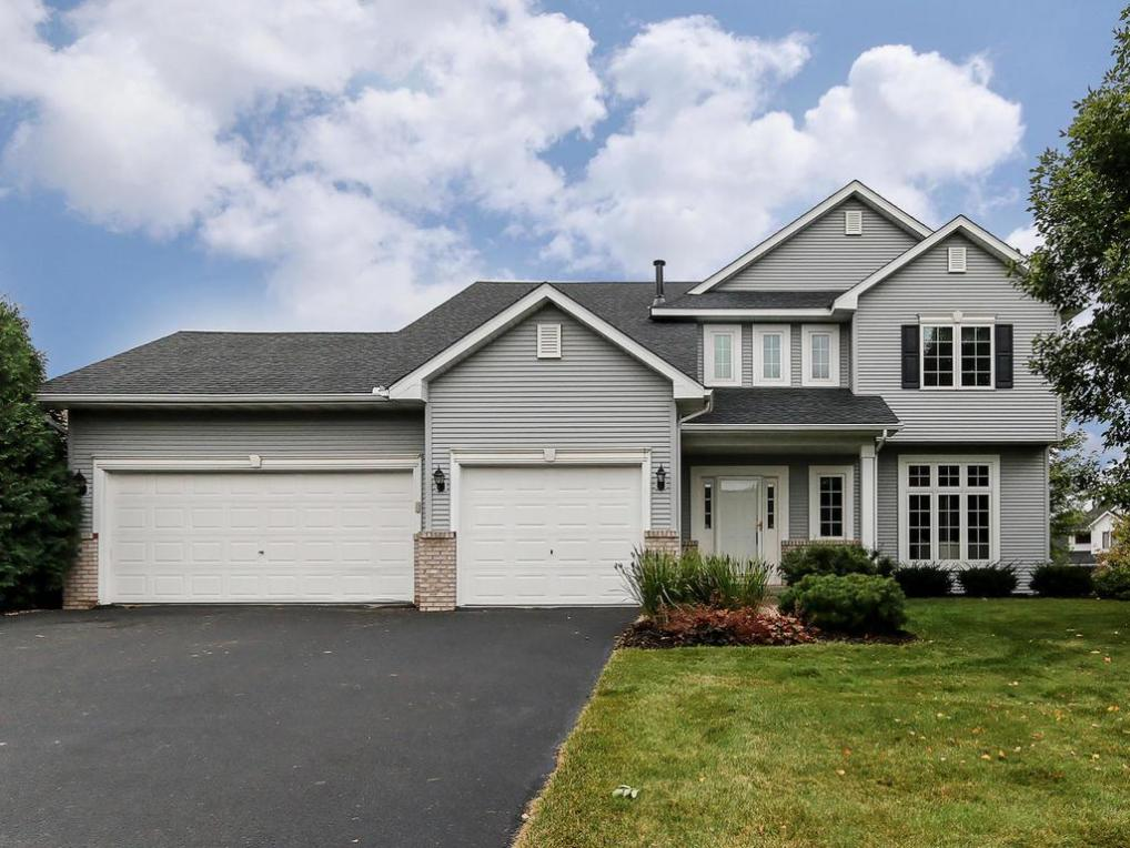 10069 N Maplewood Circle, Champlin, MN 55316