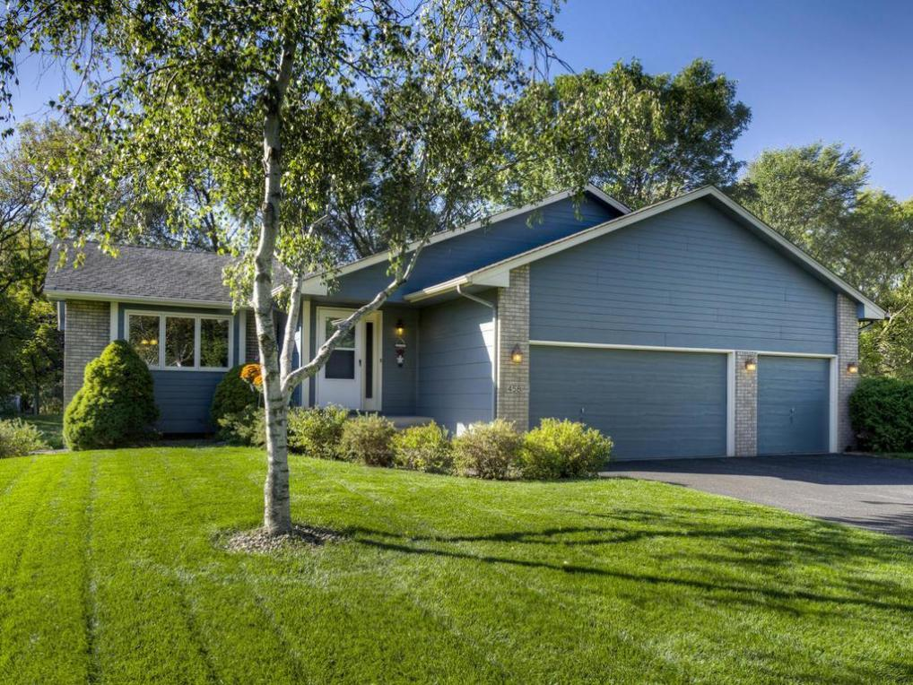 458 NW 83rd Avenue, Coon Rapids, MN 55433