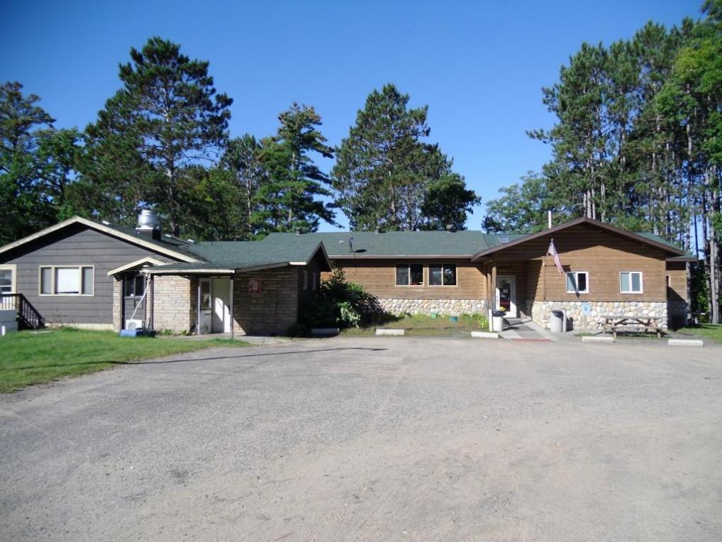 24787 Clam Lake Drive, Siren Twp, WI 54872