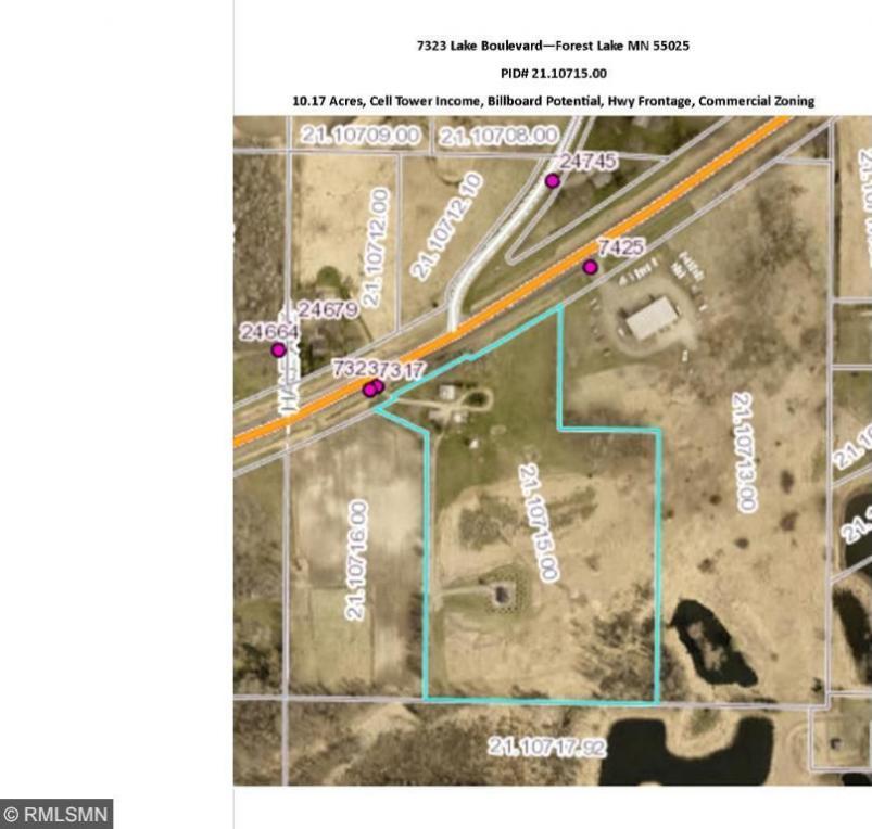7323 Lake Boulevard, Forest Lake, MN 55025