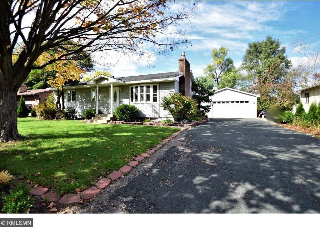 2609 Louisa Avenue, Mounds View, MN 55112