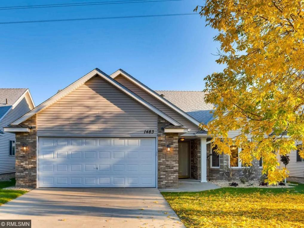 1483 NW 132nd Lane, Coon Rapids, MN 55448