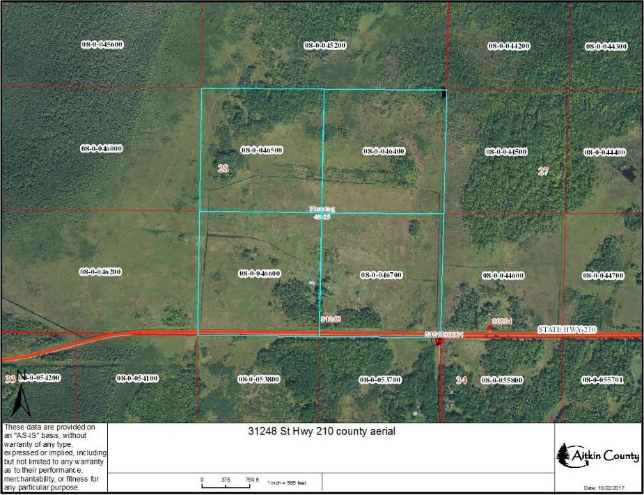31248 State Highway 210, Aitkin, MN 56431