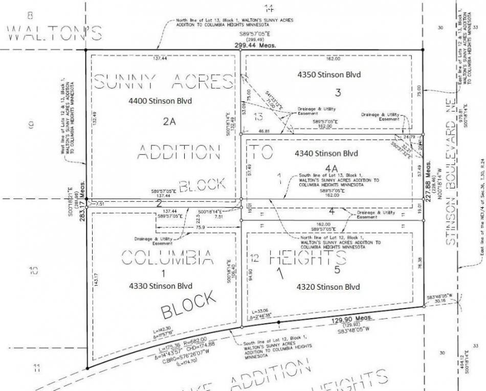 4320 NE Stinson Boulevard, Columbia Heights, MN 55421