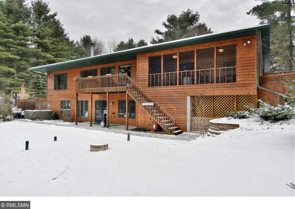 10450 Lake Of The Woods Road, Solon Springs Twp, WI 54873