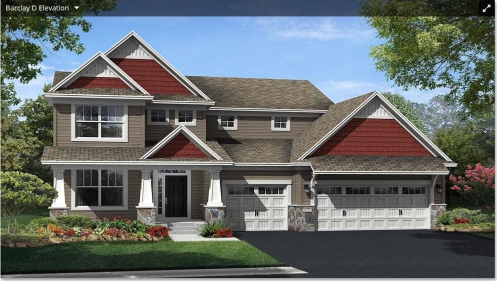 2518 Fieldstone Drive, Victoria, MN 55386