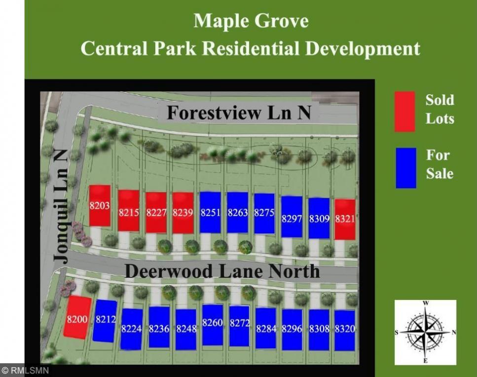 8224 N Deerwood Lane, Maple Grove, MN 55369