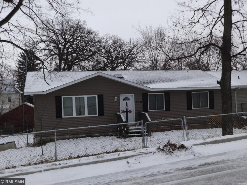610 Spring Street, Clearwater, MN 55320