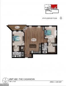 517 2nd Street #402, Hudson, WI 54016