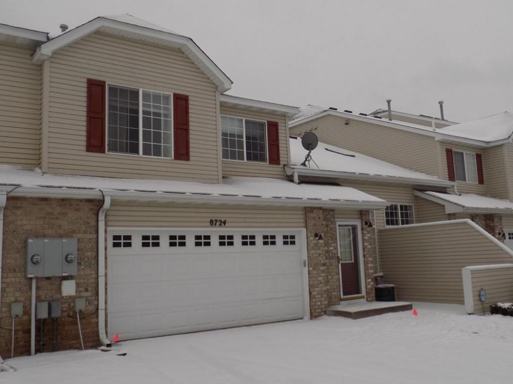 8724 NE Hastings Circle, Blaine, MN 55449