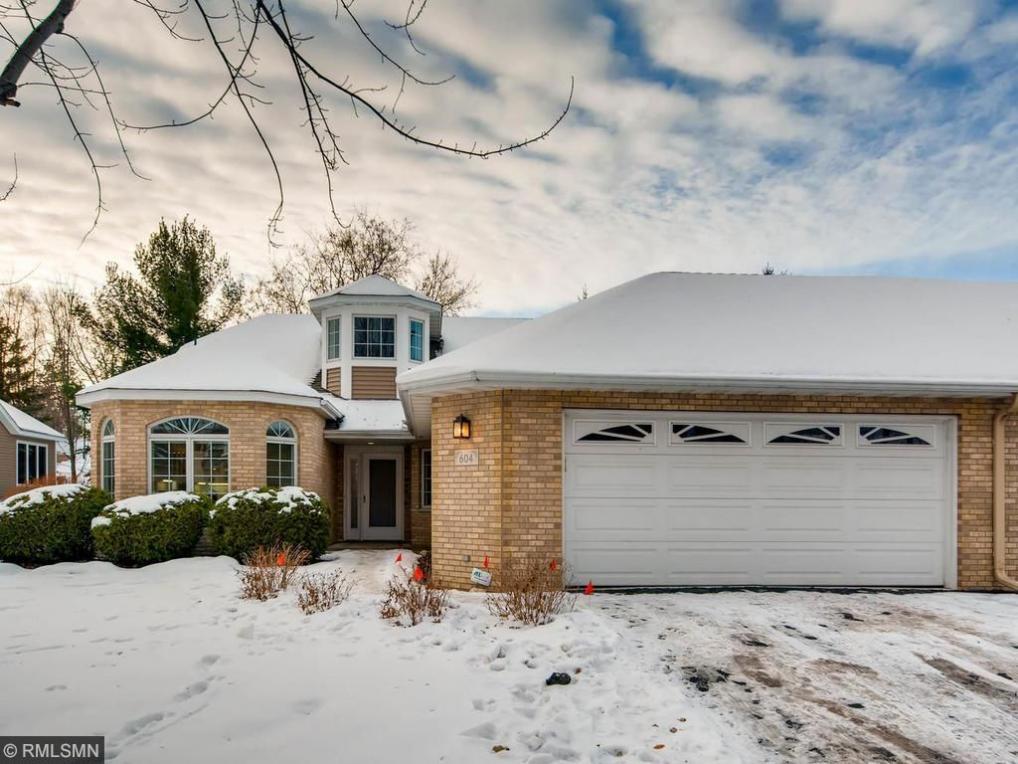 604 Terrace Courte, Roseville, MN 55113