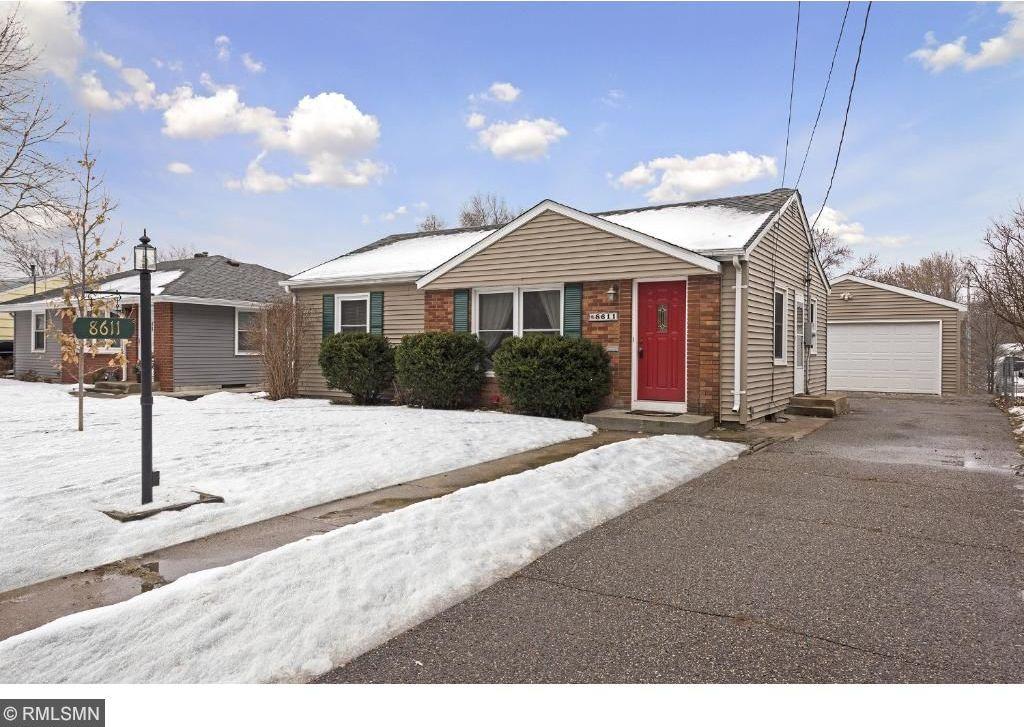8611 25th Street, Saint Louis Park, MN 55426
