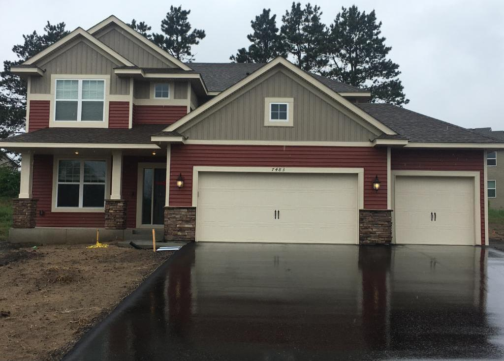 7483 NW 160th Avenue, Ramsey, MN 55303