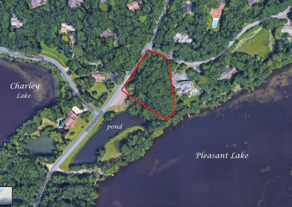 98 Pleasant Lake Road, North Oaks, MN 55127