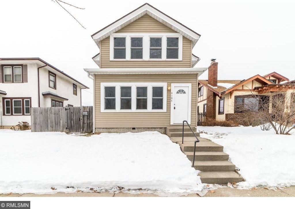 4107 N Aldrich Avenue, Minneapolis, MN 55412