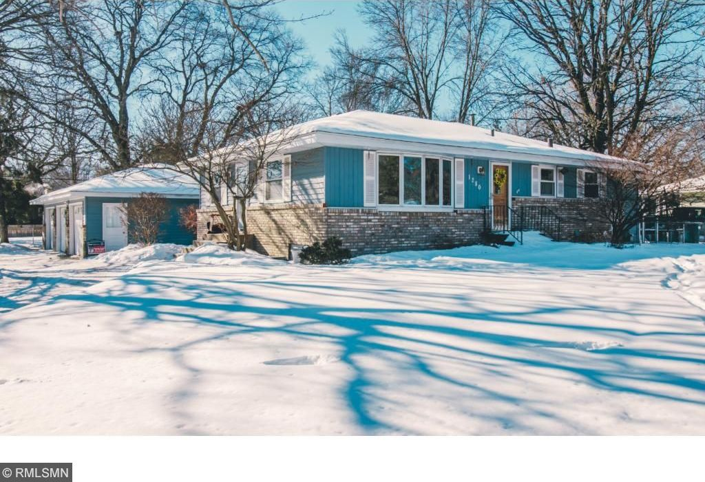 1280 NE 132nd Lane, Blaine, MN 55434
