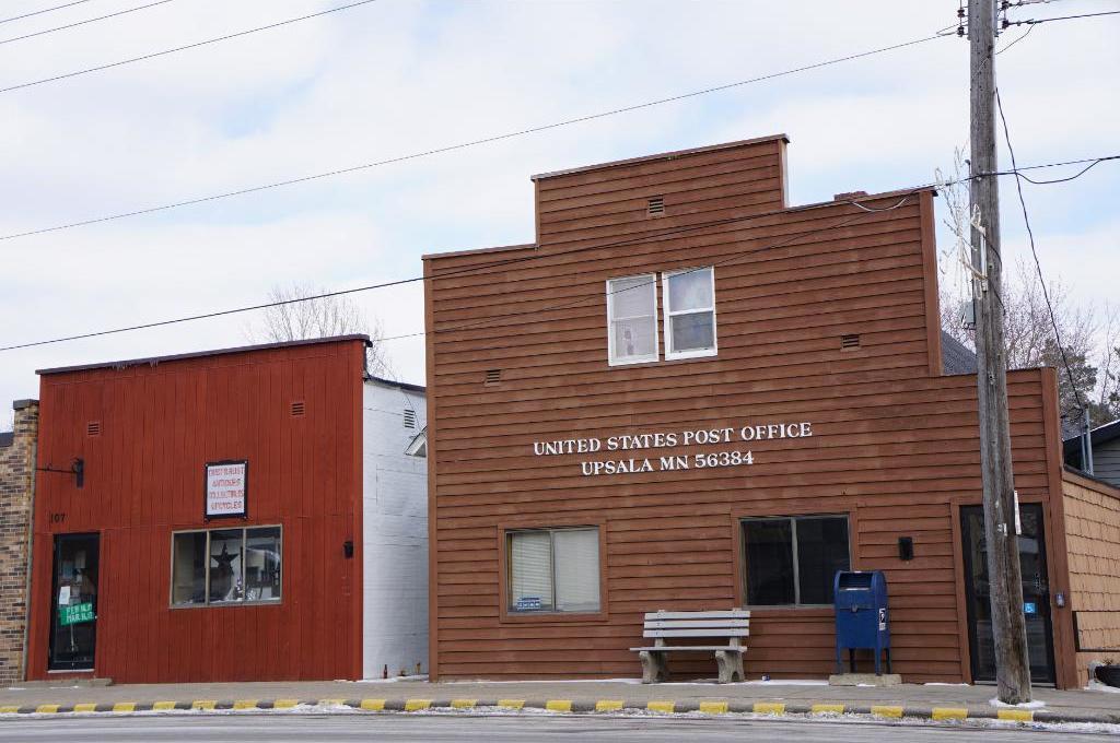 107 & 109 Main Street, Upsala, MN 56384