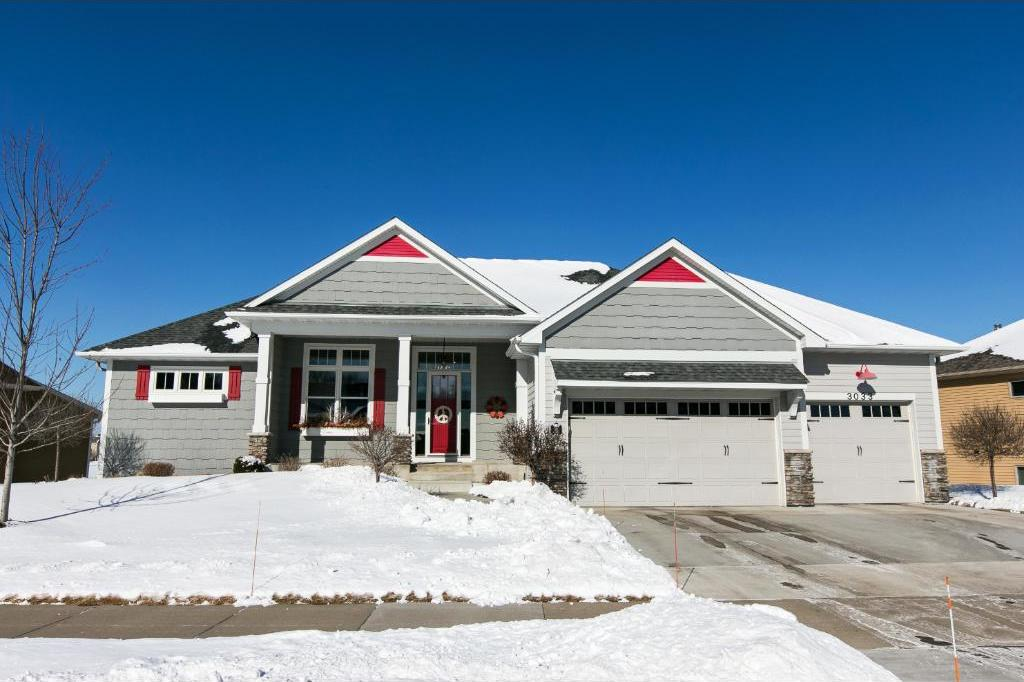 3033 NE Aspen Lake Drive, Blaine, MN 55449