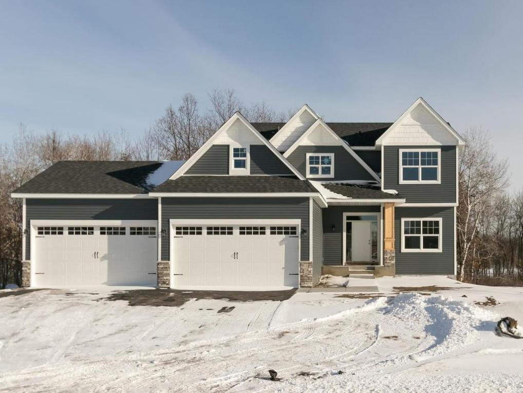 3819 NW 193rd Lane, Oak Grove, MN 55005