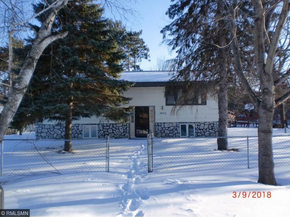 1810 NE 175th Lane, Ham Lake, MN 55304