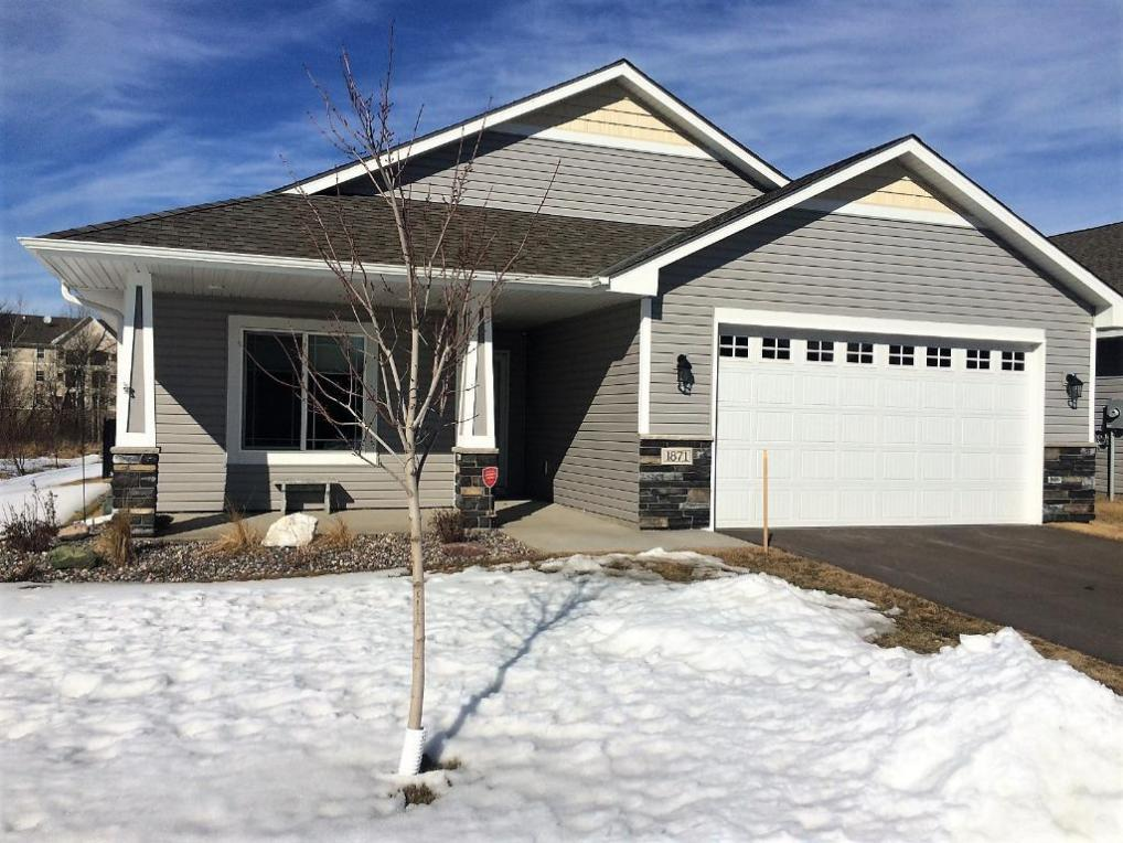 1871 NW 155th Lane, Andover, MN 55304