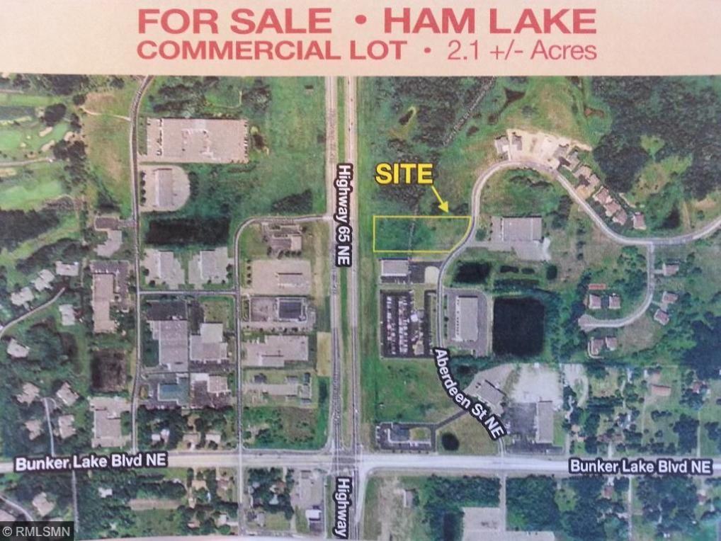 138XX NE Aberdeen Street, Ham Lake, MN 55304