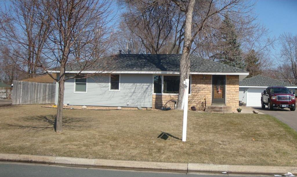 11107 NW Arrowhead Street, Coon Rapids, MN 55433